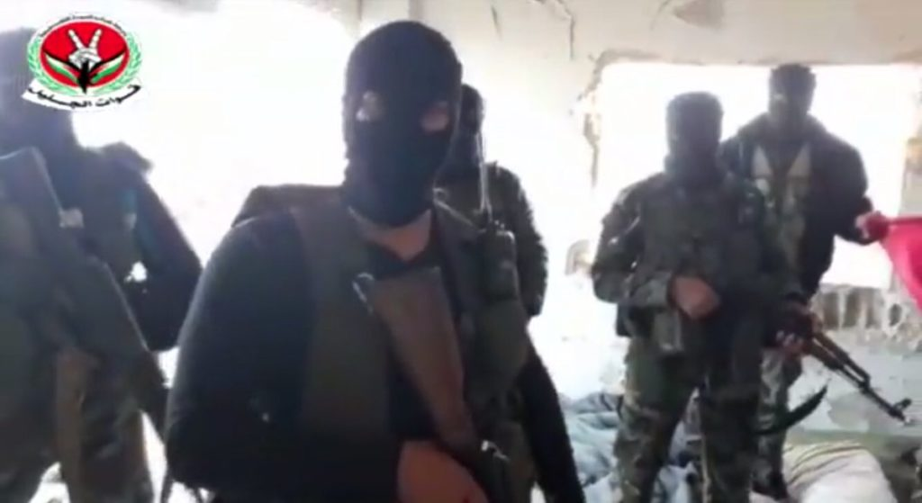Government Troops Seized Jund Al-Farouk HQ In Southern Syria (Map, Photos)