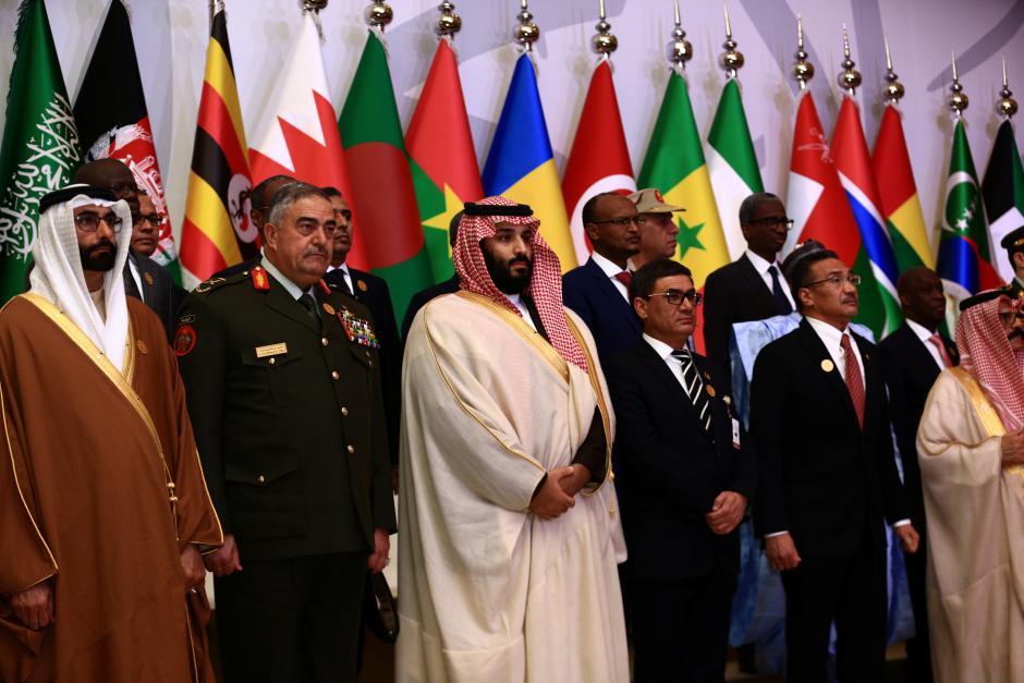 Saudi Arabia, Allies Declare War On Terrorism. Syria, Iraq, Iran Not Invited