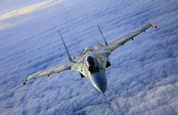 Media: Russia Supplies Su-35 Fighter Jets To Sudan