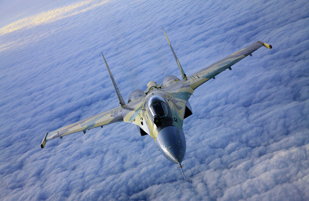 Media: Russia Supplies Su-35 Fighter Jets To Sudan
