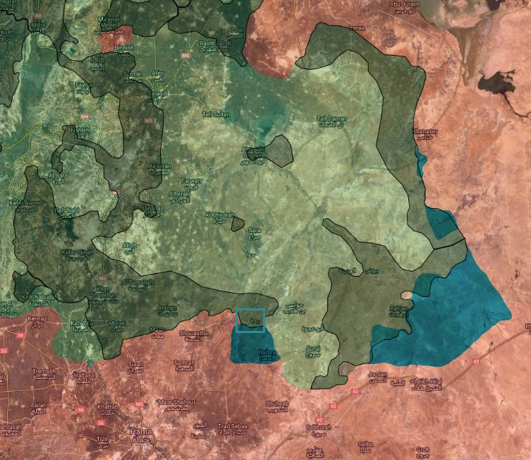 Syrian Army Advances In New Areas In Northern Hama. HTS Recaptures Some Villages