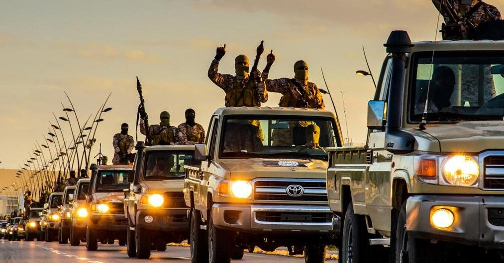 ISIS' Influence Is Growing In Libyan Chaos