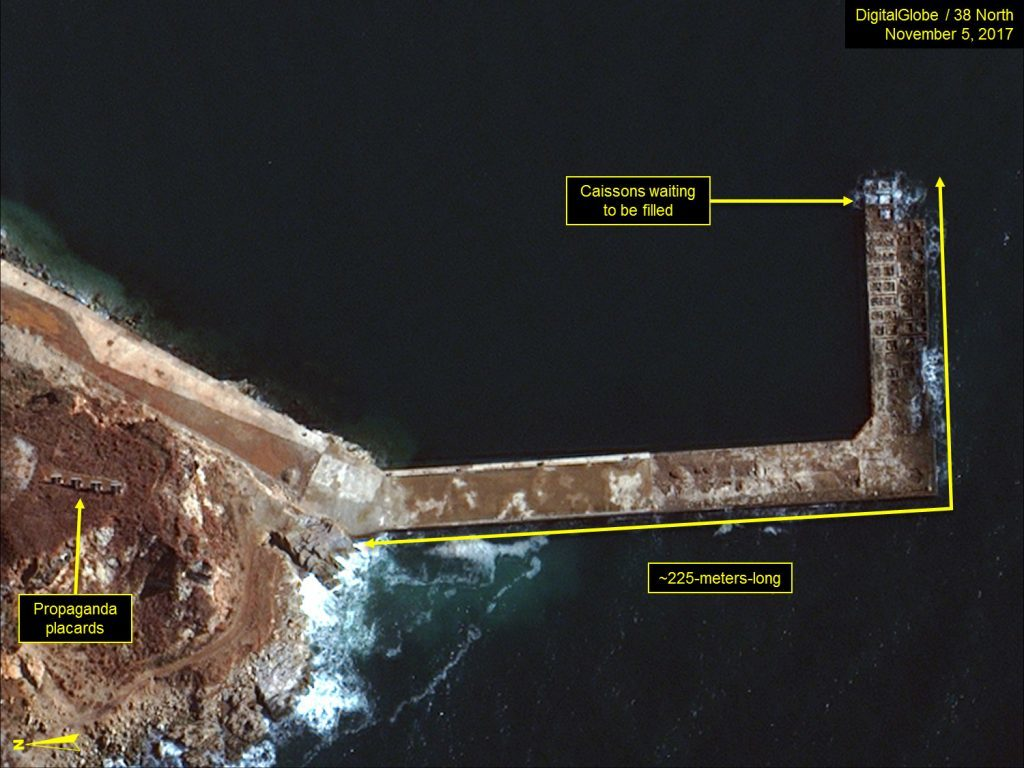 North Korea Accelerates Its Ballistic Missile Submarines Program