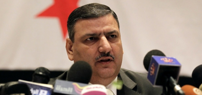 Head Of Saudi-backed Opposition To Bashar al-Assad's Government Steps Down