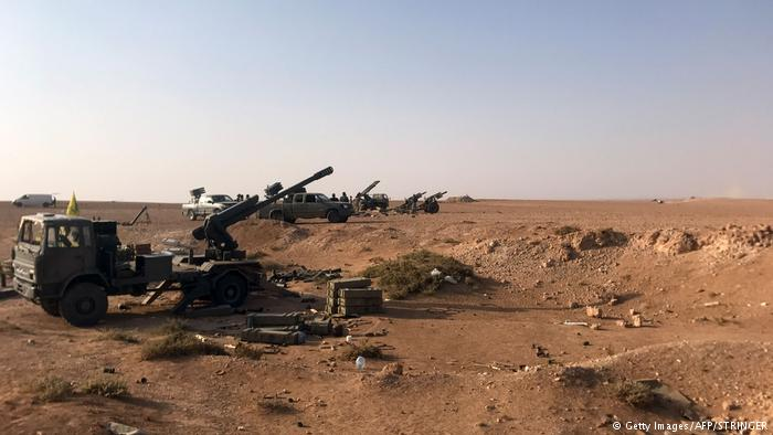 Tiger Forces Push Towards al-Bukamal, Syrian Army And Hezbollah Still Clash With ISIS There (Maps, Photos)