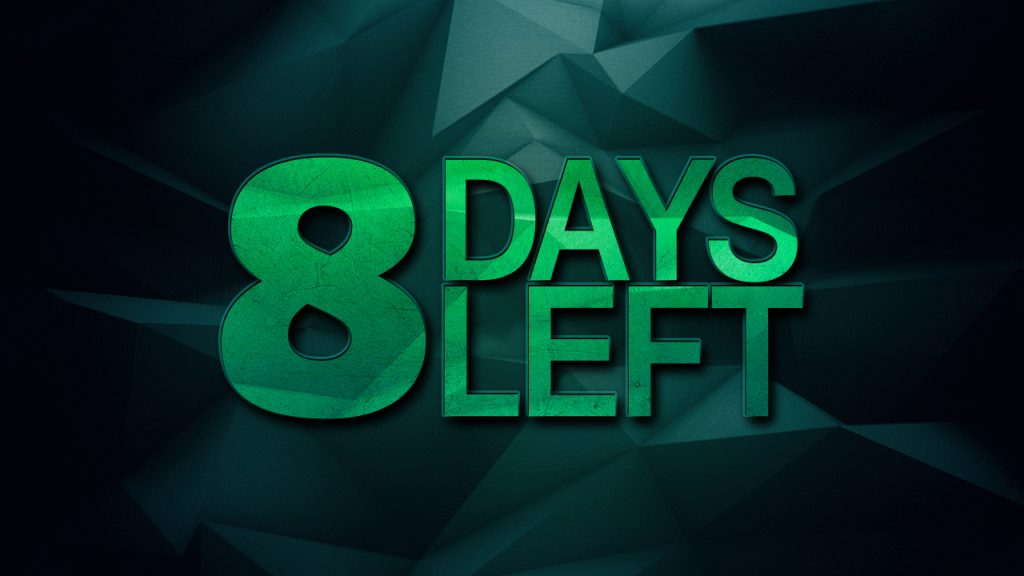 8 Days Left To Alocate SF's Budget For December