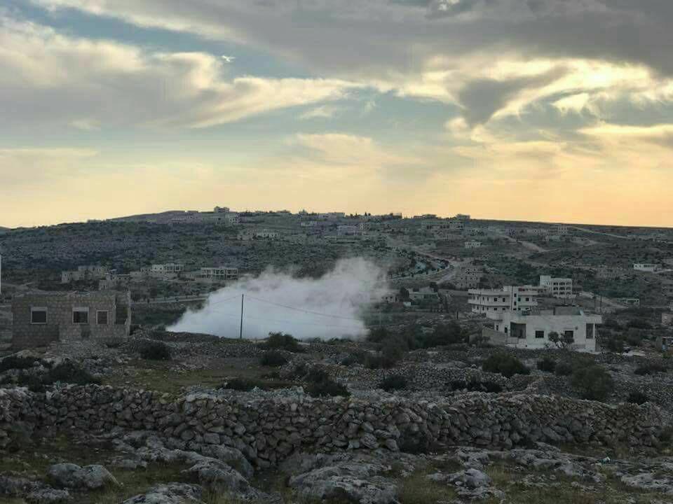 Al-Zenki Movement And Hayat Tahrir al-Sham Clash In Northern Syria
