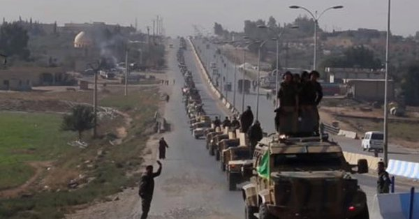 Tensions Between Turkish Forces And Kurdish Militias Grow In Northern Syria (Photos, Videos)