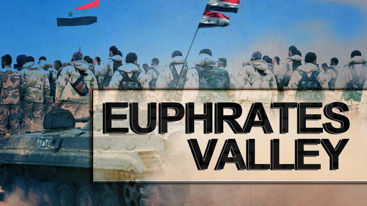 Ufficiale iraniano maggiore: il fronte della resistenza batterà gli Stati Uniti dalla parte orientale della Siria