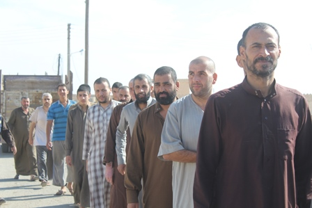 US-backed Forces Pardoned And Released 86 Former ISIS Fighters (Photos)