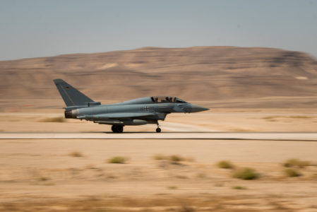 Largest-Ever Aerial Military Drill Begins In Israel (Photos)