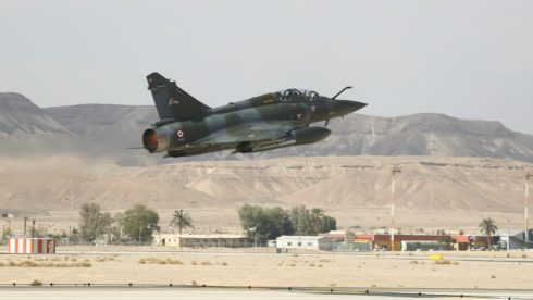 New Details About Ongoing 'Largest Ever' Aerial Exercise In Israel (Video, Photos)