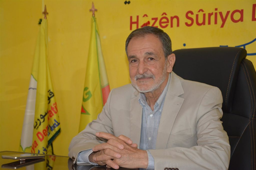 """Syrian Democratic Forces Promise To Join the """"Syrian Army"""" If Syria Become Federal Country"""