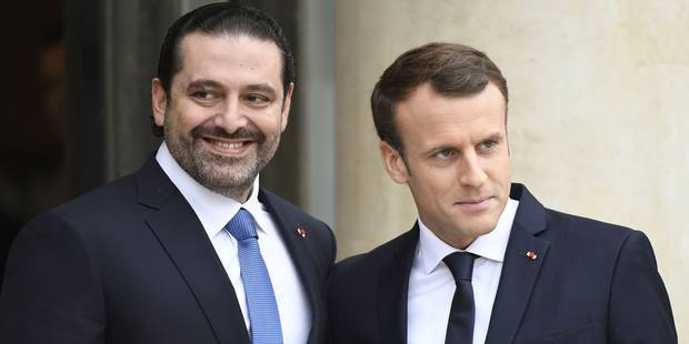 Lebanese Prime Minister Arrives To Paris From Saudi Arabia