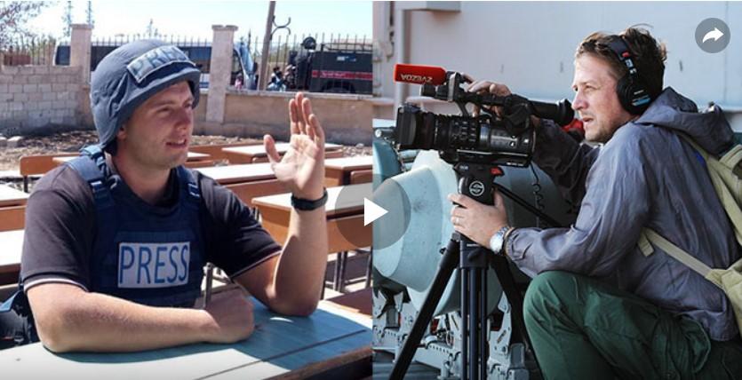 5 Russian Servicemen, 4 Journalists Injured In IED Blast In Syria's Deir Ezzor City
