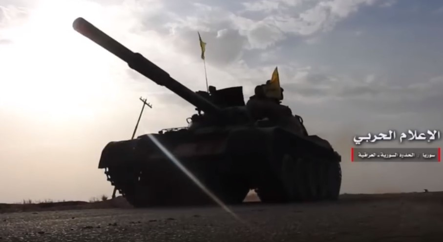 Video: Syrian Army Repels ISIS SVBIED Attack North Of T2 Pumping Station