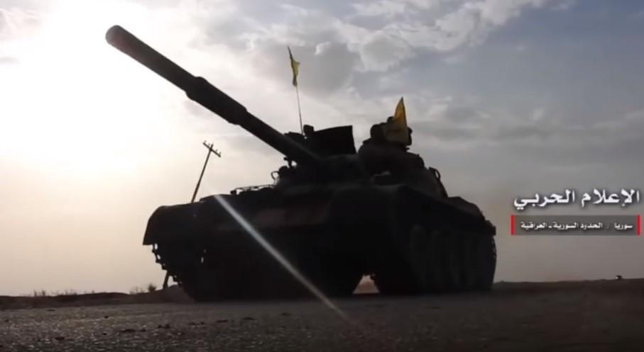 Video:シリア軍、T2ポンプ場のISIS SVBIED攻撃を撃退
