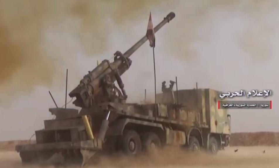 Syrian Troops Entered ISIS-held City Of Al-Bukamal - Hezbollah-Linked Media