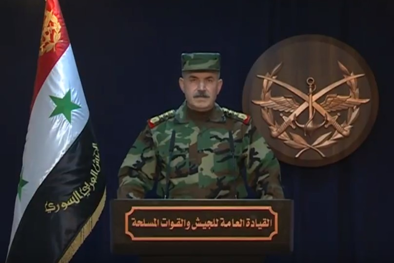 General Command Of Syrian Armed Forces Officially Announced Liberation Of Al-Bukamal (Video)