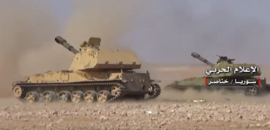 Video: Syrian Forces Clash With Militants In Southwestern Aleppo, Capture Rashidiya Village