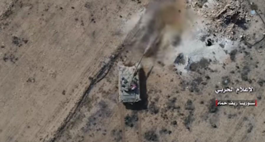 Syrian Forces Clashing With Hayat Tahrir al-Sham In Northern Hama And Southwestern Aleppo (Videos, Map)