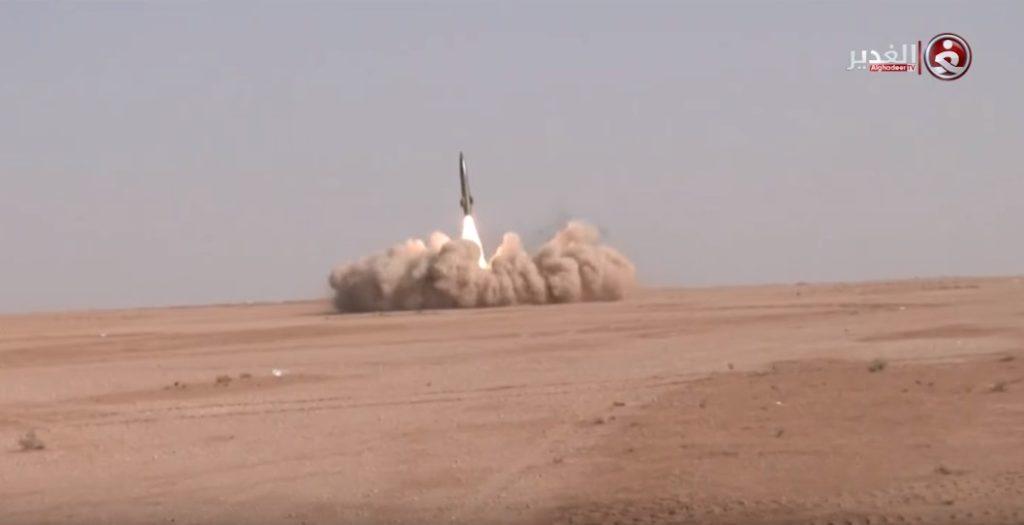 シリア軍、ISISに対する弾道ミサイルをアル・ブカマールで使用(都市部での軍隊進出)(ビデオ、地図)