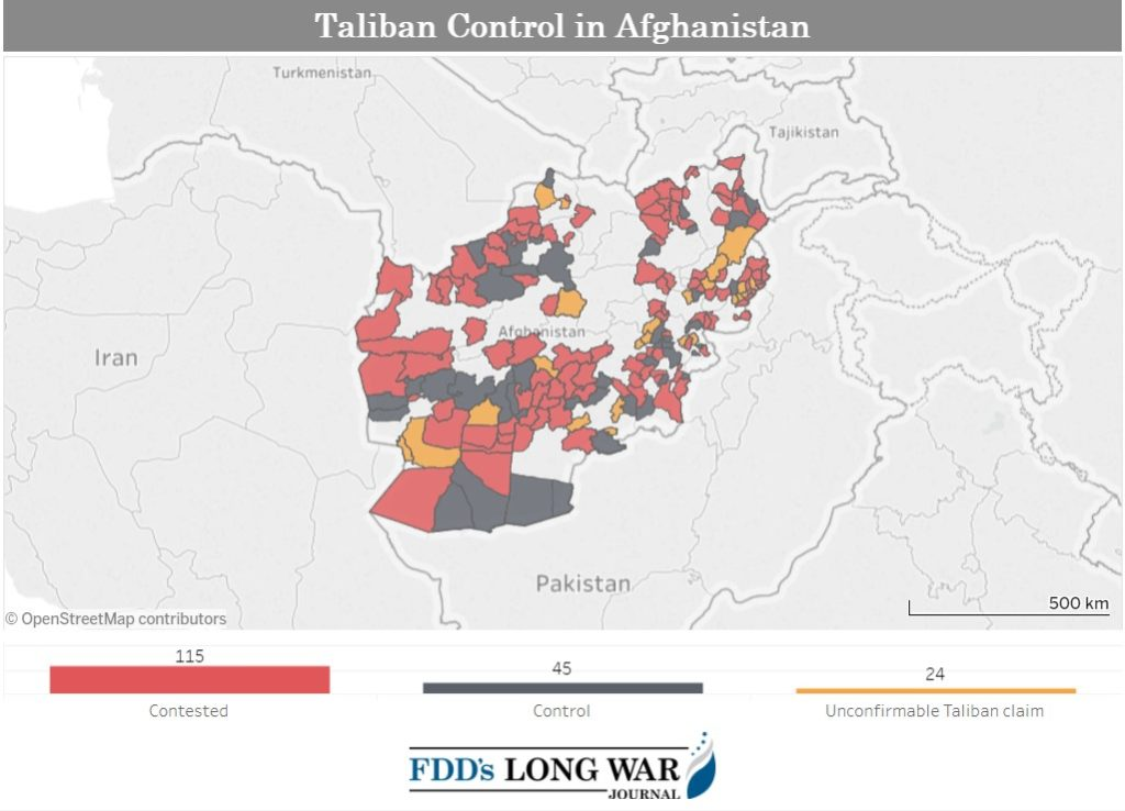 Opium Production And US Military Presence In Afghanistan