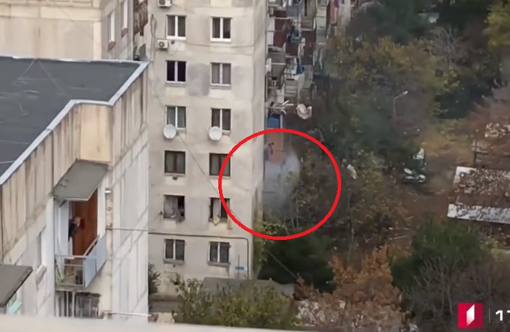 Fierce Fighting In Georgia's Tbilisi. Security Forces Storm Bulding With Foreign Militants (Videos)
