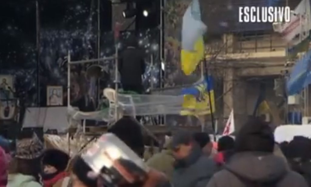 False Flag Admission: Euromaidan Snipers Were Hired By Ukrainian Opposition