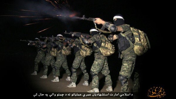 Taliban's Special Forces Killed Dozens Of Afghan Soldiers This Week
