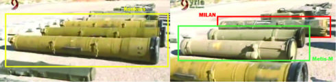 Syrian Intelligence Sized Large Shipment Of Anti-Tank Missiles And Air-To-Air Missiles En Route To Militants In Eastern Ghouta (Video)