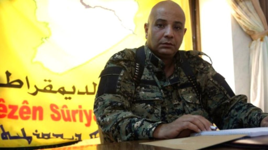 Syrian Democratic Forces Accuse Turkey Of Pressuring Its Ex-Spokesman To Defect