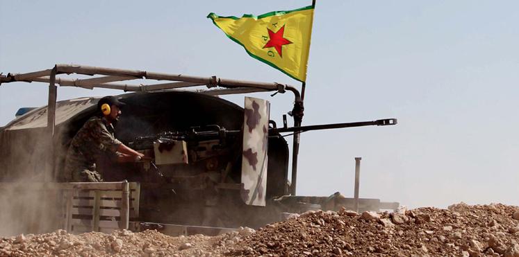 Syrian Democratic Forces Advance Towards Syrian-Iraqi Border