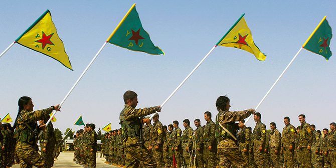 Erdogan Rules Out Any Place For Kurds In Upcoming Sochi Talks On Syria. YPG Confirms There Is No Invitation Yet