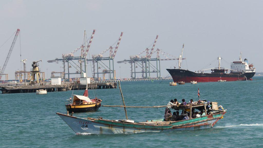 Saudi-Led Coalition Reopens Aden Port In Yemen