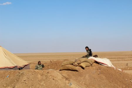 US-backed Forces Advanced 40km And Reached Syrian-Iraqi Border (Photos)