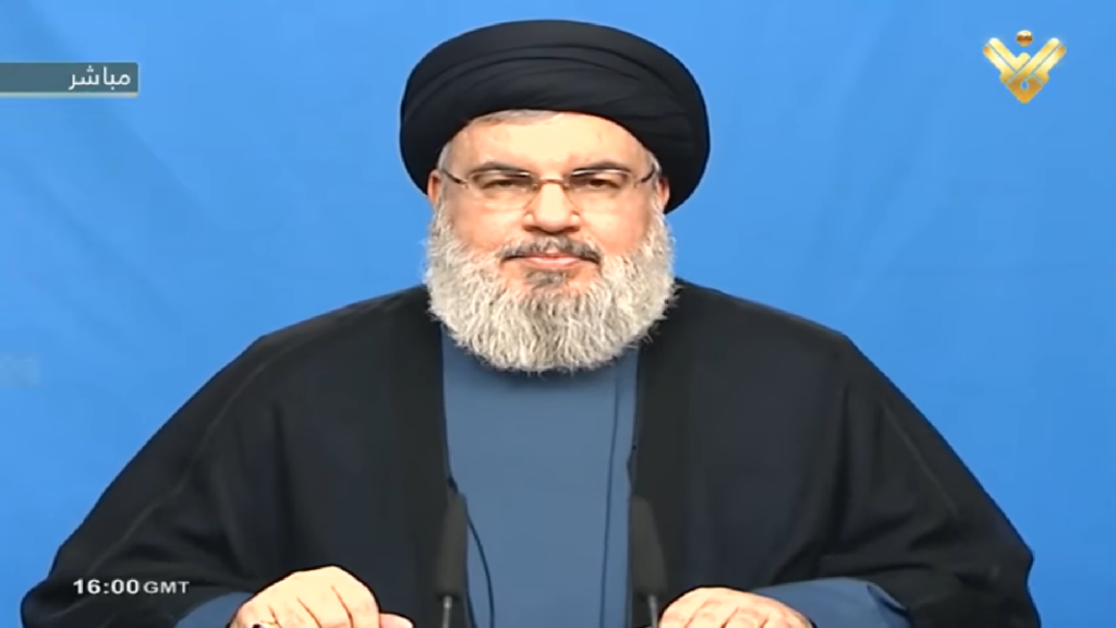 Hezbollah Leader: Saudi Arabia Forced Lebanese Prime Minister To Resign