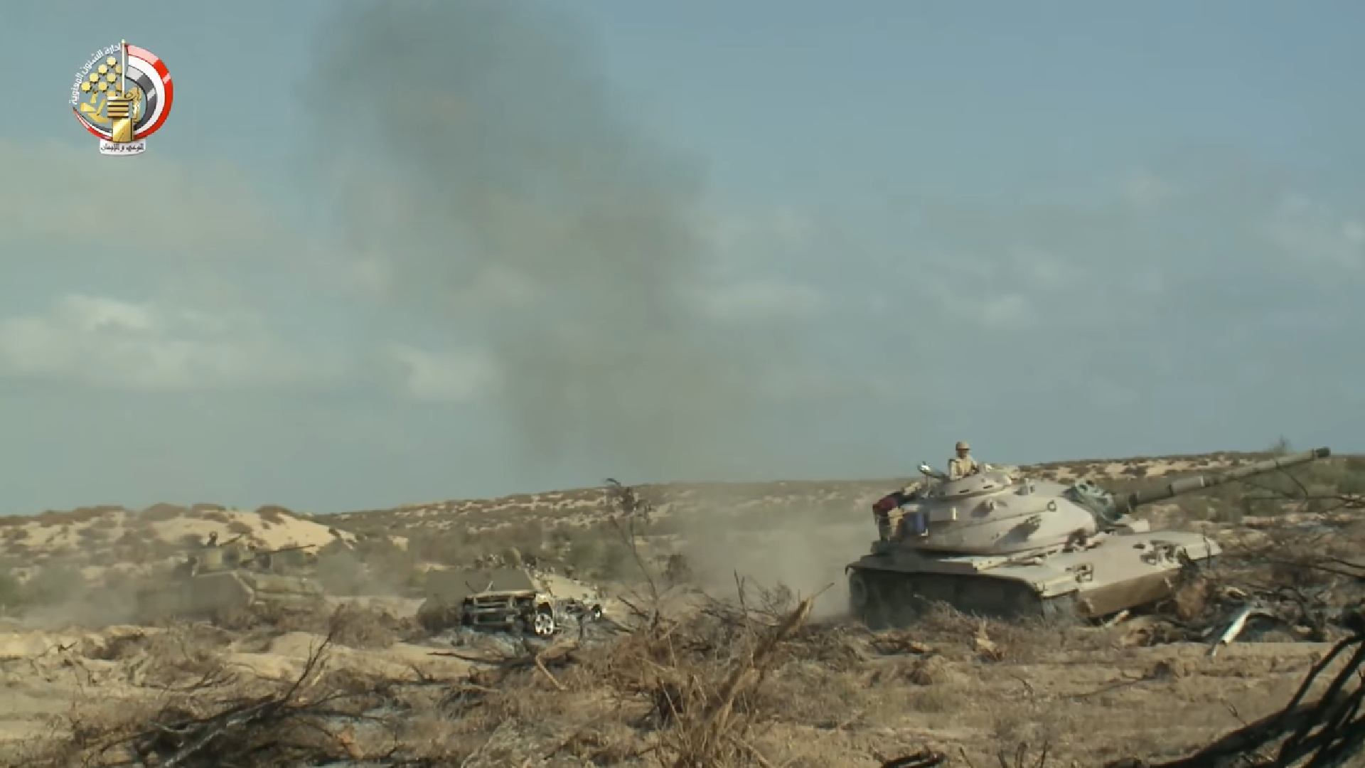 Egyptian Army Repels Another Attack Of ISIS In Northern Sinai