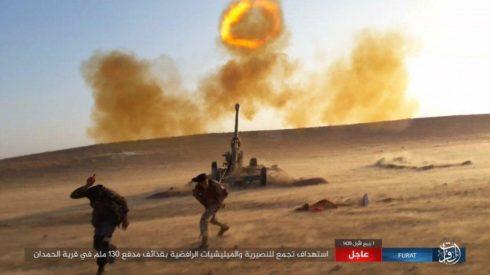 Syrian Army Advances South Of Mayadin. Iranian General Soleimani Filmed In Al-Bukamal (Map, Photos, Video)