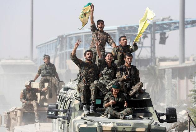 US Intelligence Chief Promised SDF Corridor To Mediterranean Sea - Former SDF Spokesman