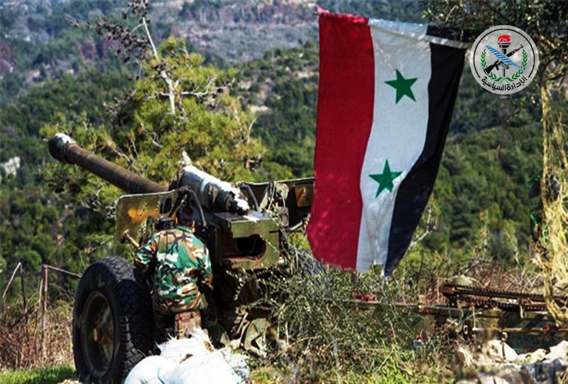 シリア軍、アブダリに向かって、別の町を解放 - レポート