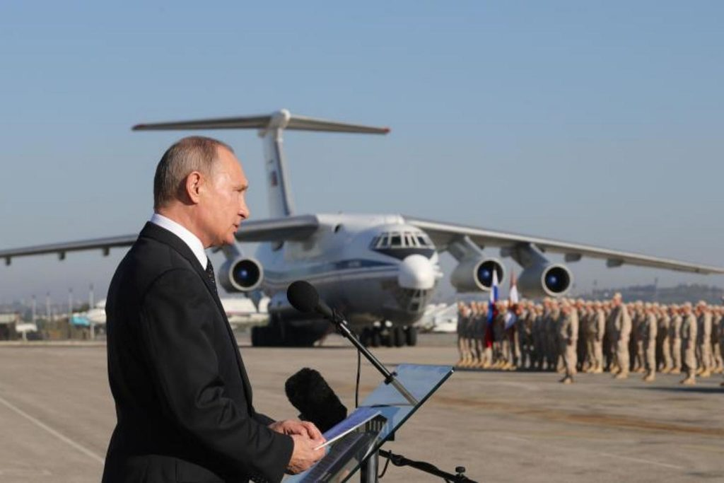 Putin's Syrian Withdrawal Announcement: Neither A Full Russian Withdrawal Nor Victory In Syria