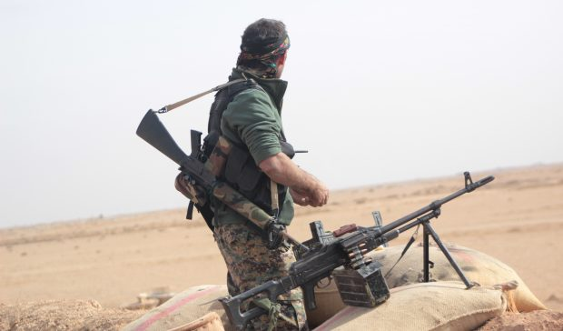 Dozens Of ISIS Fighters Surrender To US-backed Forces In Deir Ezzor As Hajin Operation Begins