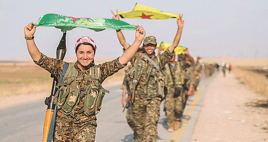 Enough To Make the Kurds Laugh