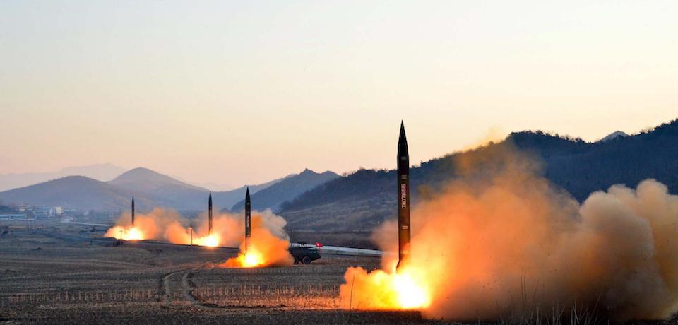 North Korea: US Naval Blockade Will Be Step Towards Nuclear War