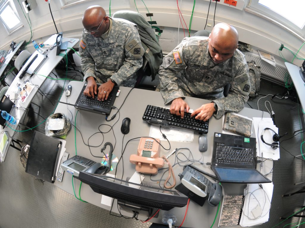 US Army To Send Cyber Troops To Battlefield