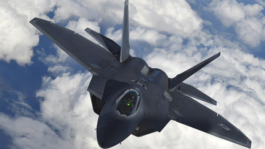 """Syria Encounter: Contrary Reports Appear About US F-22 """"Intercept"""" Of Two Russian Su-25"""