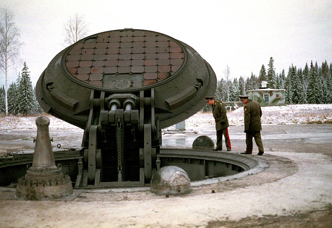 Russian Strategic Missile Force To Double Missile Launchers In 2018