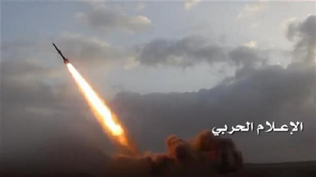Houthis Fire Ballistic Missile At Saudi Military Command & Control Center In Jizan