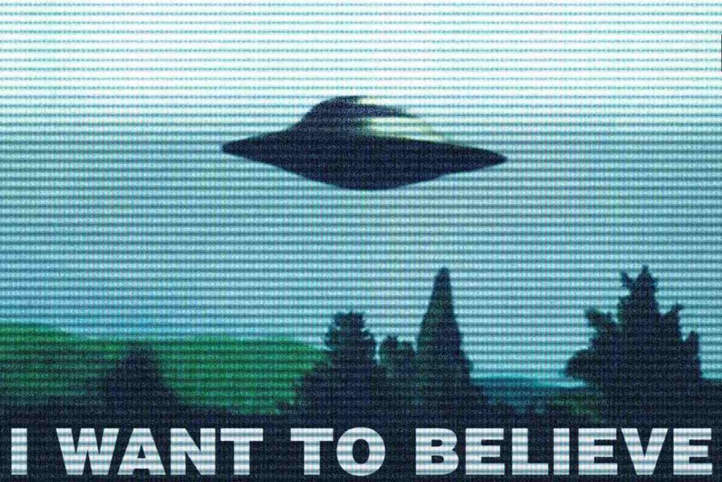 """The NYT: """"Glowing Auras and 'Black Money': The Pentagon's Mysterious U.F.O. Program"""""""